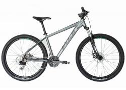 Велосипед Fuji 27,5 NEVADA 1.9 рама - 19 2021 Satin Graphite