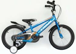 Велосипед Trinx 16 Blue Elf 2.0 2021 Blue-white-orange-blue