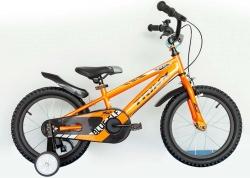 Велосипед Trinx 16 Blue Elf 2.0 2021 Orange-black-white