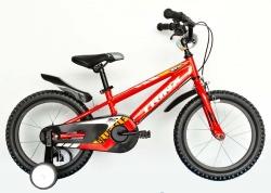 Велосипед Trinx 16 Blue Elf 2.0 2021 Red-white-orange-red