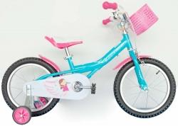 Велосипед Trinx 16 Princess 2.0 2021 Cyan-pink-white
