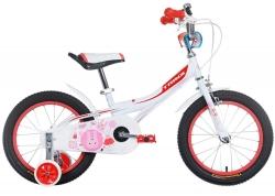 Велосипед Trinx 16 Princess 2.0 2021 White-Pink