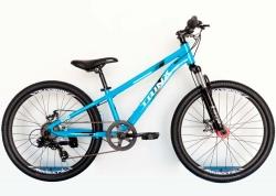 Велосипед Trinx 24 M134 2021 Blue-White-Black-Blue