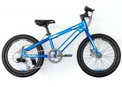 Велосипед Trinx 20 Junior 1.0 2021 Blue-green-white