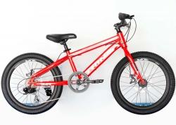 Велосипед Trinx 20 Junior 1.0 2021 Red-white-black