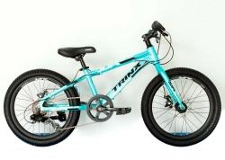 Велосипед Trinx 20 Junior 3.0 2021 Cyan-White-Black