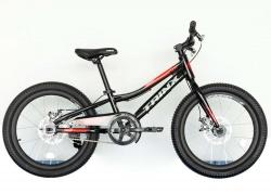 Велосипед Trinx 20 Smart 1.0 2021 Black-red-grey