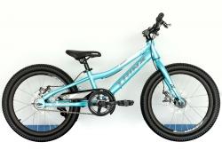 Велосипед Trinx 20 Smart 1.0 2021 Cyan-white-grey