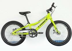 Велосипед Trinx 20 Smart 1.0 2021 Yellow-black-grey