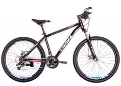 Велосипед Trinx 26 M116 рама - 17 2021 Black-White-Red