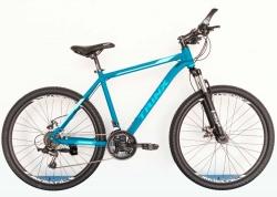 Велосипед Trinx 26 M116 рама - 17 2021 Matt-Blue-White-Blue