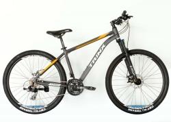 Велосипед Trinx 27,5 M116 Elite рама - 19 2021 Matt-Grey-Orange-Grey