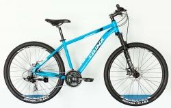Велосипед Trinx 27,5 M136 Elite рама - 17 2021 Blue-Black-Blue