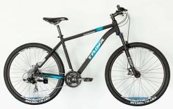 Велосипед Trinx 27,5 M136 Elite рама - 17 2021 Matt-Black-Grey-Blue
