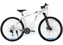 Велосипед Trinx 29 M136 Pro рама - 17 2021 Silver-white-grey