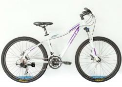 Велосипед Trinx 26 N106 Nana рама - 15.5 2021 White-Purple-Grey