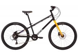 Велосипед 24 Pride GLIDER 4.2 2021 черный
