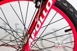 Велосипед 20 APOLLO Neo Girls Gloss White / Gloss Dark Pink 2016