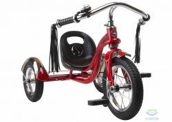 Велосипед 12 Schwinn Roadster Trike трехколесный красный 2017