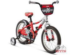 Велосипед 16 Schwinn Gremlin boys red/silver 2016