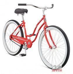 Велосипед 26 Schwinn Cruiser Sprite Women 2016 red