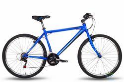 Велосипед 26'' PRIDE XC-1.0 - 19 черно-белый матовый 2016
