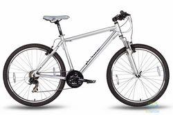 Велосипед 26'' PRIDE XC-2.0 - 19 черно-синий матовый 2016