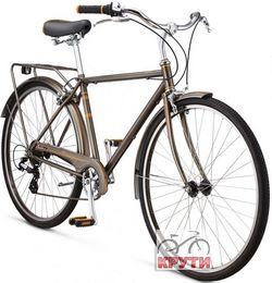 Велосипед 28 Schwinn Coffee 2 рама - L 2015 bronze