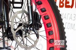 Велосипед 26'' PRIDE TROPHY 3.0 черно-красный