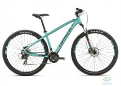 Велосипед Orbea MX 29 50 L Black-green-yellow 2017