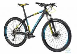 Велосипед Lapierre EDGE 529 50 L Black/Blue 2017