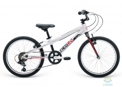 Велосипед 20 Apollo Neo 6s boys лайм/черный 2018