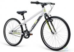 Велосипед 24 Apollo Neo 3i boys Brushed Alloy / Black / Lime 2018