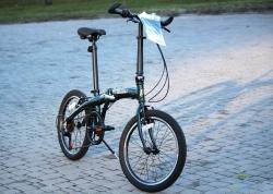 Велосипед 20 Pride MINI 6 темно-зеленый 2019