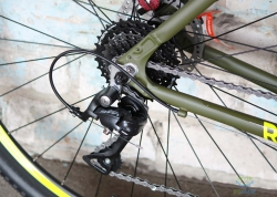 Велосипед 28 Pride RoCX 8.2 рама - L хаки 2018