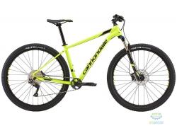 Велосипед 27,5 Cannondale TRAIL 4 рама - M 2018 SLA серо-синий