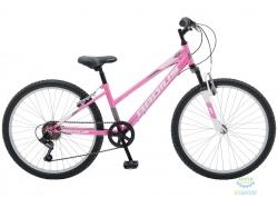 Велосипед 24 Radius Lynx рама- 13 Gloss Pearl White/Gloss Purple/Gloss Blue