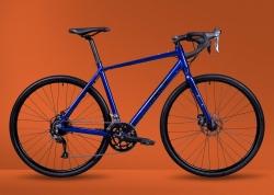 Велосипед 28 Pride ROCX 8.1 рама - XL Blue/Black 2020