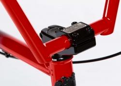 Велосипед 20 Stolen SINNER FC RHD 2020 ROAD KILL (RED SPLATTER FADE)