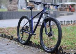 Велосипед 29 Pride RUMBLE 9.4 рама - XL 2020 Blue/Black