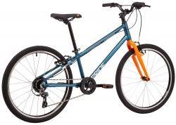 Велосипед 24 Pride GLIDER 4.1 2021 бирюзовый