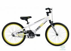 Велосипед 20 Apollo Neo boys 2017 Gloss Charkoal /Gloss Red /Gloss White