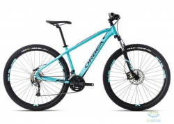 Велосипед Orbea MX 29 30 M Black-Blue 2016