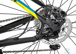 Велосипед Lapierre EDGE 529 45 M Black/Blue 2017