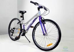 Велосипед 24 Apollo Neo 7s girls фиолетовый/синий 2018