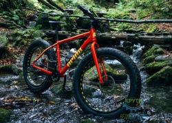Велосипед 26 Pride Donut 6.1 рама - L оранж/желтый 2018