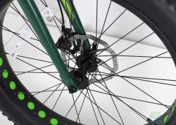Велосипед 26 Pride Donut 6.2 рама - XL хакки/желтый 2018