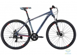 Велосипед 29 Winner Impulse Рама - 18 Черно-Белый-Мат 2018