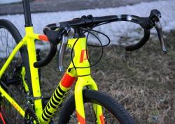 Велосипед 28 Pride RoCX 8.1 рама - M лайм 2018