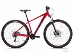 Велосипед Orbea MX 29 20 18 L Black - Turquoise - Red 2018
